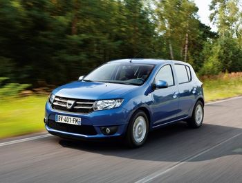 Dacia DCi Turbo Diesel Remapping